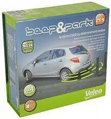 Valeo Beep And Park - Rear Parking Sensor Kit - 632000