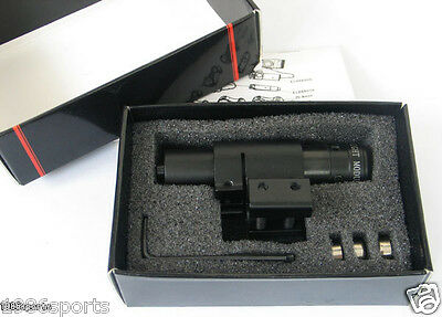New 650nm Red Dot Laser Sight fit for Rifle Scope fit f/Airsoft Light #12