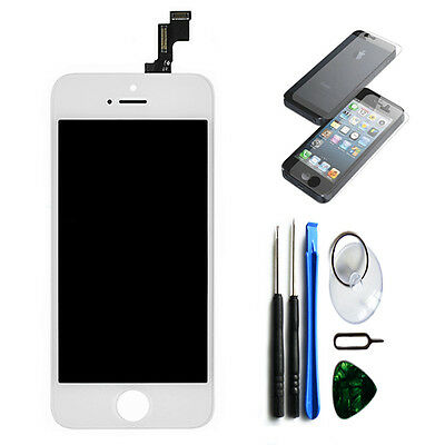 LCD Display+Touch Screen Digitizer Assembly Replacement for iPhone 5C White