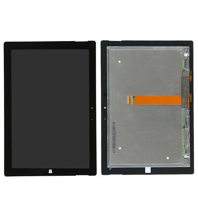 """LCD Microsoft Surface 3 RT3 1645 1657 10.8"""" Touch Screen Assembly Replacement"""