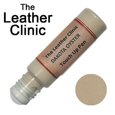 BMW DAKOTA OYSTER Leather Touch Up Scratch Repair Pen