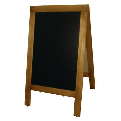 Pavement Board, Menu & Specials A Frame Sign 700x 1200mm, Cafe / Pub Signage NEW