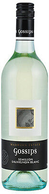 12 Gossips Semillon Sauvignon Blanc Wine (No Delivery to WA & NT)