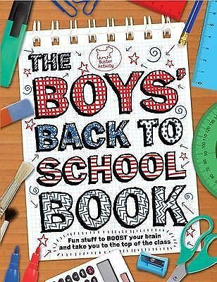 The Boys' Back to School Book by Steve Martin (Paperback, 2011)
