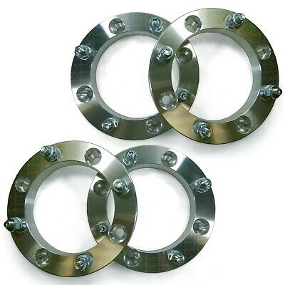 "4pc 2.0/"" Thick4//115 ATV Wheel Spacers fits Arctic Cat /& Yamaha Racing Atv"
