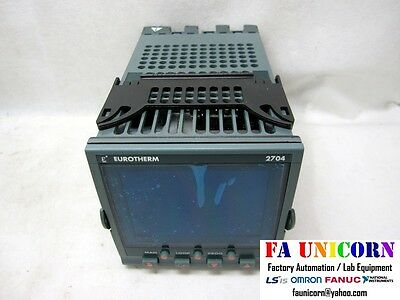 [Eurotherm] 2704 Advanced Temperature Controller EMS/UPS Fast Shipping 3~5 days