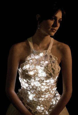____ LIGHT up ANYTHING ____ Arts & Crafts Floral, Wedding Clothing Dress Frame
