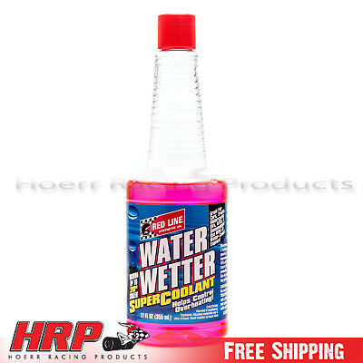 Red Line Water Wetter Super Coolant (12 Pack)-RED-80204