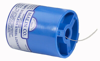 """Malin - MS20995C Stainless Steel Safety Wire 