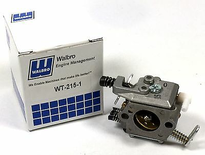GENUINE Walbro WT-215 Carburetor 021 023 025 11231200605 WT-215-1 WT215
