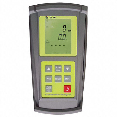 TPI 709R Combustion Efficiency Analyzer