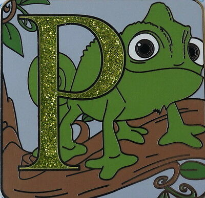 NEW 2015 Disney Parks Alphabet Mystery Trading Pin Letter P PASCAL Chaser LE 400