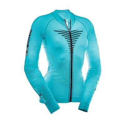 Maglia maniche lunghe Effektor Power Biking Shirt Long Turtleneck Full Zip Lady