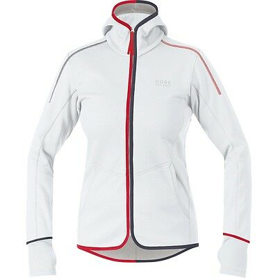 Maglia con cappuccio COUNTDOWN WINDSTOPPER Soft Shell LADY Gore Bike Wear -fs