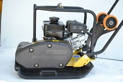 Packer Brothers PB250 plate compactor tamper Subaru 7hp 256lb forward soil tamp