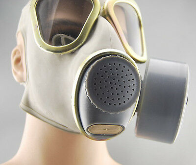 Surplus Vietnam War Type 69 Chinese Biological & Chemical Gas Mask - 68154