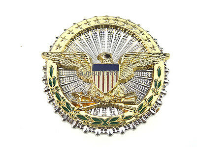 Military Us Office Of The Secretary Of Defense Identification Metal Badge Pin