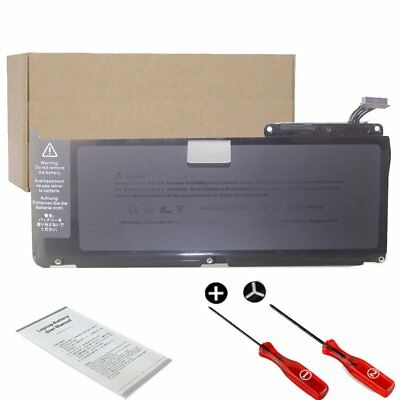 "Batterie POUR Apple Macbook Unibody 13"" A1342 (2009) A1331 10.95V 5000mAh"