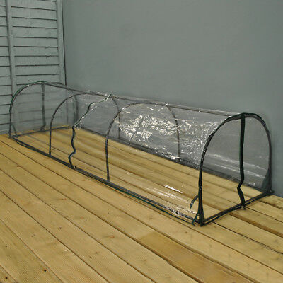 Perma Grow Garden Tunnel with PVC Cover by Gardman