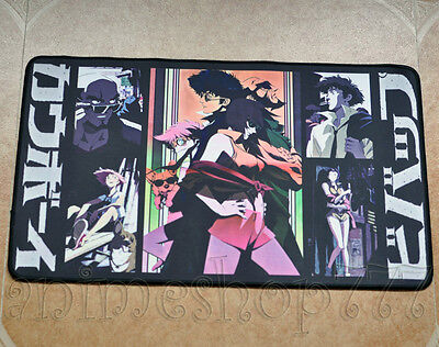 Custom Playmat Cowboy BeBop For YUGIOH Anime MTG CARDFIGHT Mat Game Mouse Pad