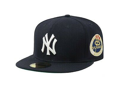 New Era 59Fifty Hat Mens MLB New York Yankees World Series 1962 Navy 5950  Cap 2f38d286ef0a