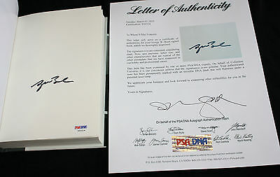 George Bush signed Book 41 A Portrait of My Father First Edition PSA/DNA Y02214