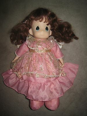 1995 Precious Moments  Porcelain Doll with Angel Wings 17""