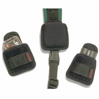 Op/Tech 4701002 Media Holster Storage Pouch for Memory Cards + Accs. - Pack of 2