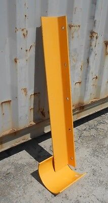 """HANDLE-IT OUTSIDE RACK PROTECTOR, LEFT, RP-48LH-HD, 48""""x10""""Wx12""""H"""