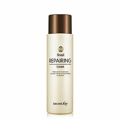 [SECRET KEY] Snail Repairing Toner 150ml/Skin rearrangemnet effect