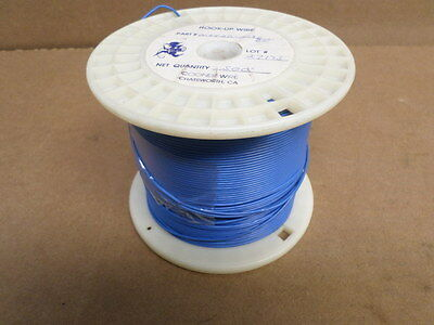 Cooner Wire NEF20-10540 Blue Hook Up Wire