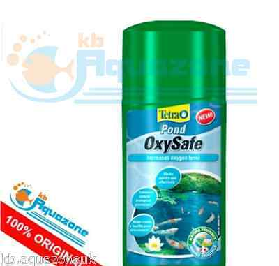 TETRA * TETRA POND OXYSAFE 500ml * WATER TREATMENT INCREASES OXYGEN LEVEL