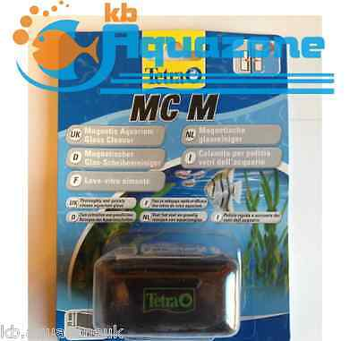 Tetra *mc M Magnet Cleaner Medium Aquarium Glass Cleaner Magnetic