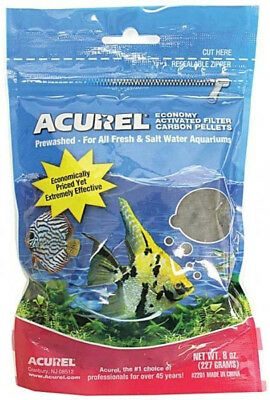 ACUREL - Economy Activated Filter Carbon Pellets - 3 Lbs.