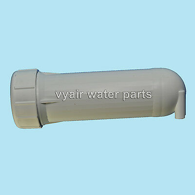 Commercial Reverse Osmosis Membrane Housings For 200/300GPD Membranes