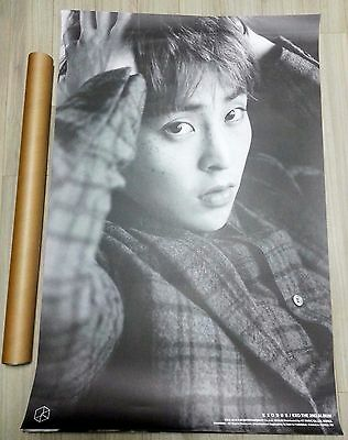 EXO EXODUS XIUMIN Limited Official POSTER Unfold in a TUBE+Gift Photo New exodus