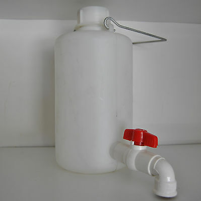 Heidelberg GTO 52 46 Water bottle complete with valve