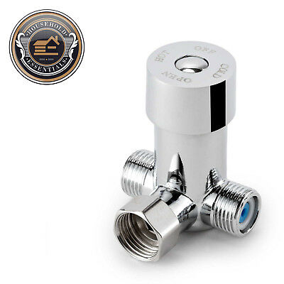Hot Water Mixing Valve For Touchless Faucet Thermostatic Temperature Control