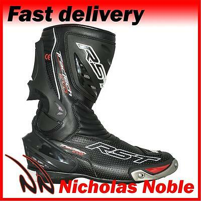 RST TRACTECH EVO 1516 Black CE CERTIFIED SPORTS MOTORCYCLE MOTORBIKE BOOTS