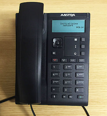 Mitel Aastra 6863I IP VoIP SIP Phone Telephone PoE 80C00005AAA-A - NEW