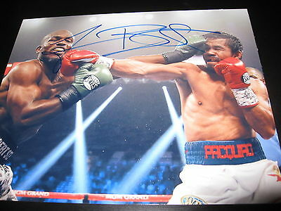TIMOTHY BRADLEY SIGNED AUTOGRAPH 8x10 PHOTO PACQUIAO FIGHT PROMO IN PERSON COA D