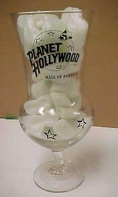 Planet Hollywood in Mall of America Souvenir Cocktail Glass-11919C