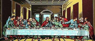 Margot de Paris Tapestry/Needlepoint Kit – The Last Supper by Atlascraft