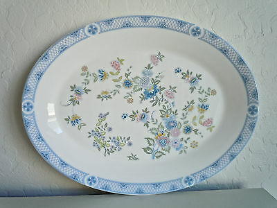 Royal Doulton Coniston Oval Serving Platter
