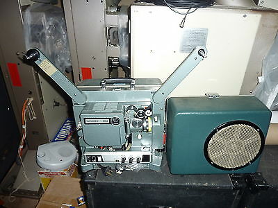 Movie Projector. 16 Mm Portable   With Sound