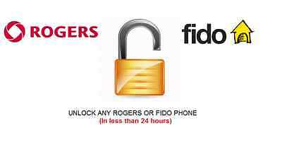 Unlock code for Samsung Galaxy S5, Note 3, Note 4, Rogers, Fido Canada