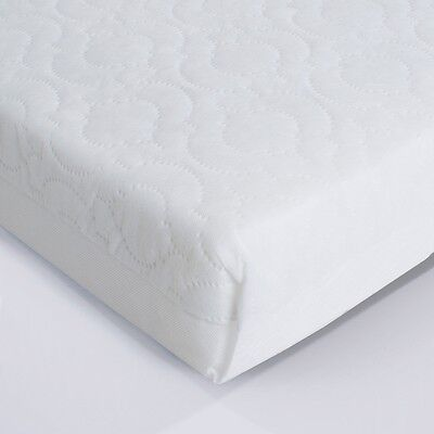 Baby Cot Bed Crib Moses Quilted Mattress All Sizes Waterproof