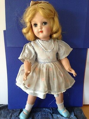 "All Original Toni Doll In Original Taged Outfit 15"" Unplayed With Condition"