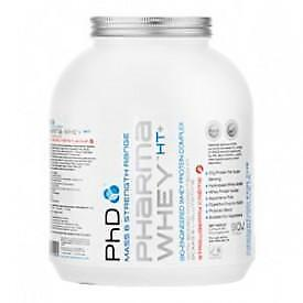 PhD Pharma Whey HT+ (2.27kg)---Chocolate Cookie