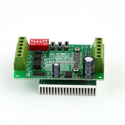 CNC Router 1 Axis Controller Stepper Motor Drivers TB6560 3A driver board K2